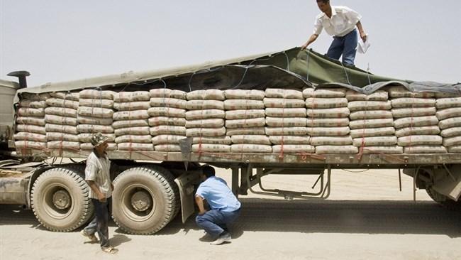 رشد 22 درصدی صادرات زنجیره سیمان در هشت ماهه 98