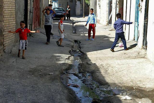 کلانشهری که هنوز در خیابان هایش فاضلاب روان است