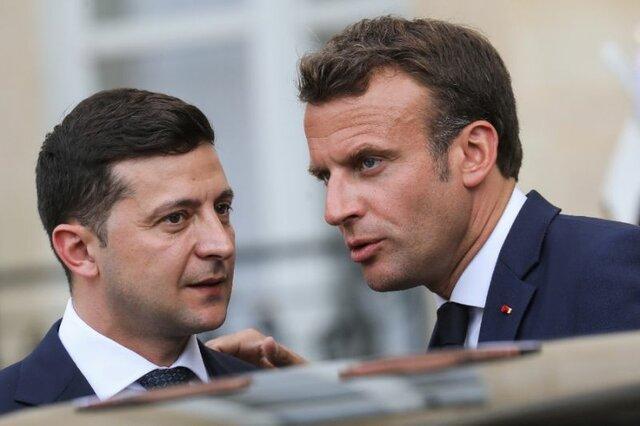 فرانسه: شروع تحقیقات بین المللی درباره هواپیمای اوکراین