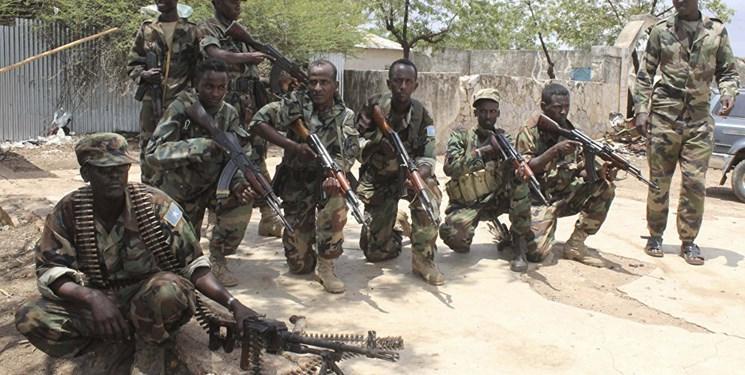 کشته شدن 12 تروریست الشباب در عملیات ارتش سومالی