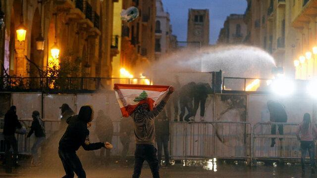 واکنش سازمان ملل به خشونت های بیروت، حریری: قضاوت دولت جدید زود است