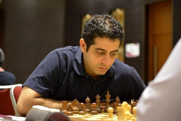 احسان قائم مقامی قهرمان لیگ شطرنج شد