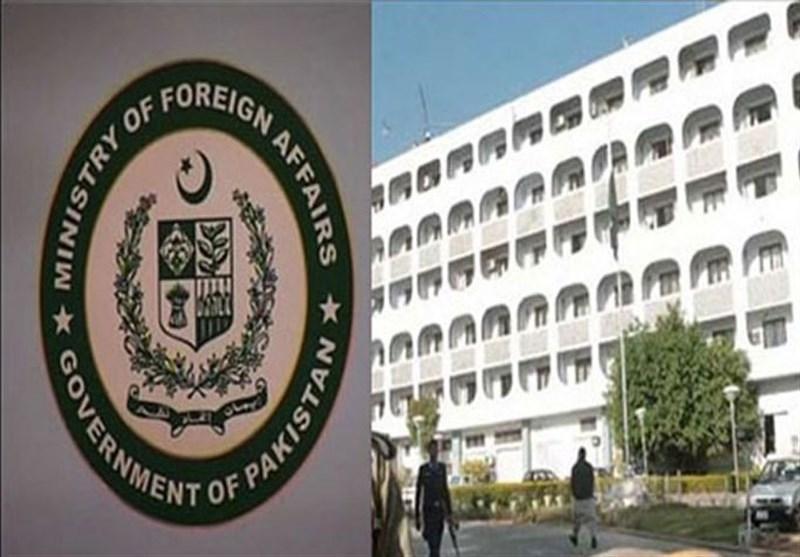 کاردار سفارت هند بار دیگر به وزارت خارجه پاکستان احضار شد