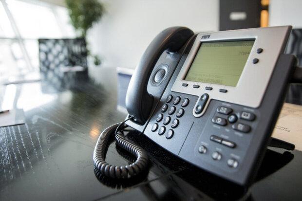 تماس تلفنی مشترکان 8 مرکز مخابراتی دچار اختلال می گردد