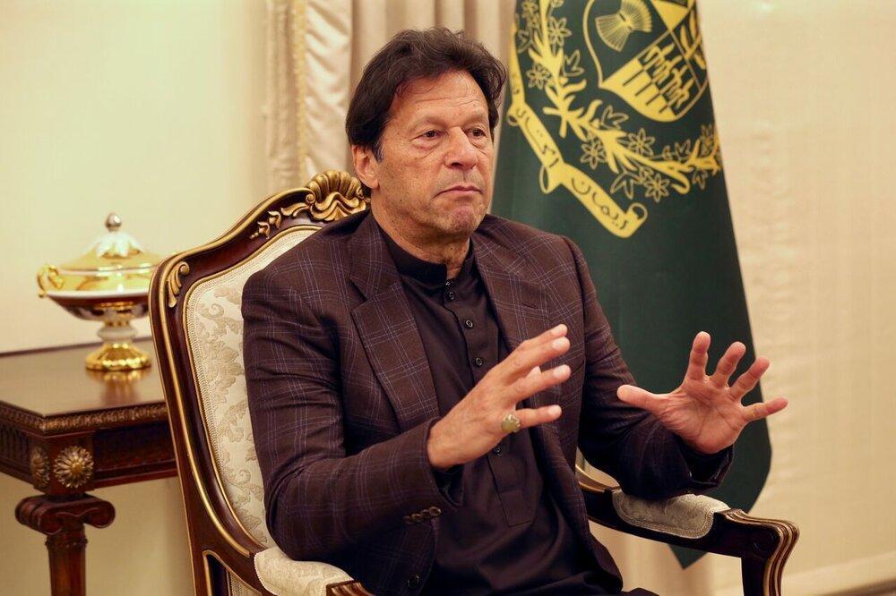 انتقاد عمران خان از تحریم ها علیه ایران