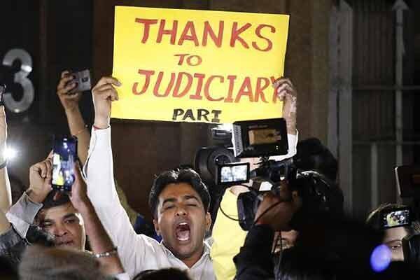 اعدام 4 متجاوز در هند ؛ تشکر مردم