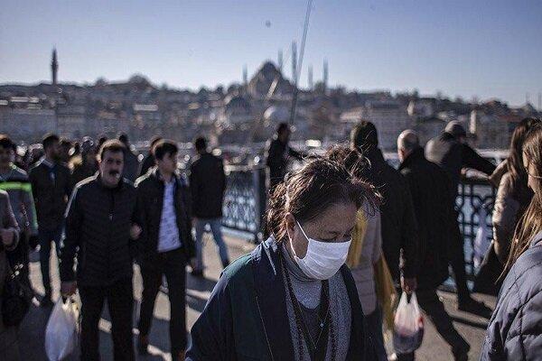 جهش 2 هزار نفری مبتلایان به کرونا در ترکیه