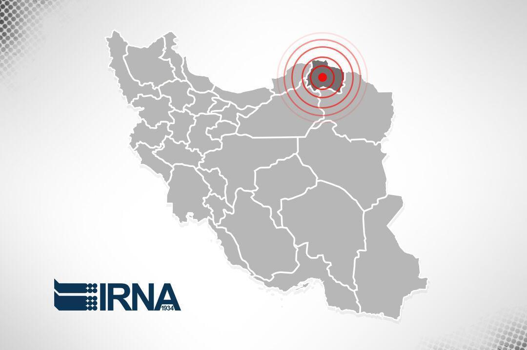 خبرنگاران زلزله 3.7 ریشتری در حصار گرمخان خراسان شمالی