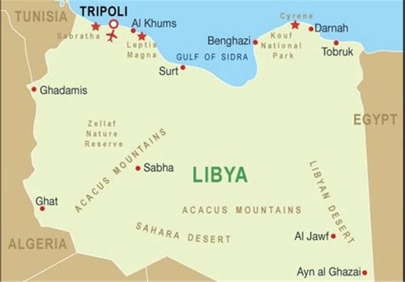 گارد ساحلی یونان یک فروند کشتی حامل سلاح برای لیبی را توقیف کرد