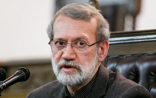 نامه رئیس مجلس چین به لاریجانی، تاکید بر مبارزه مشترک ایران و چین با کرونا