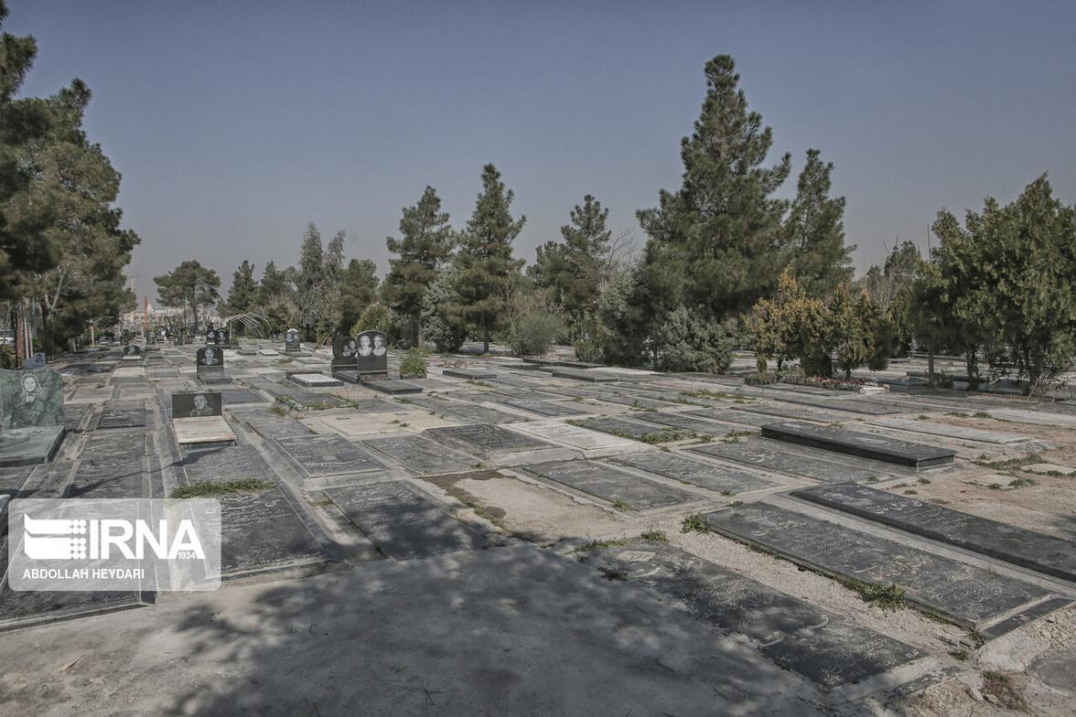 خبرنگاران ویژه برنامه های نیمه شعبان در بهشت زهرا (س) برگزار نمی شود