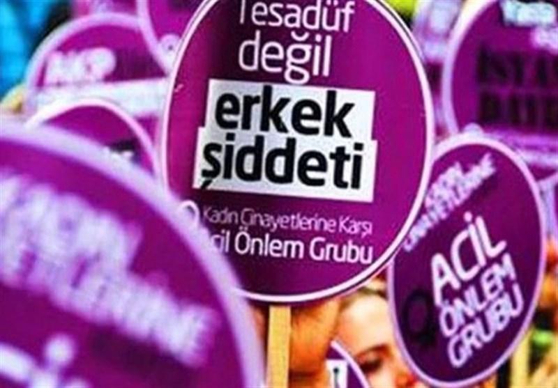 افزایش خشونت خانگی علیه زنان در ترکیه