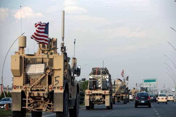 سوری ها مانع ورود نظامیان آمریکایی به روستاهای اطراف الحسکه شدند