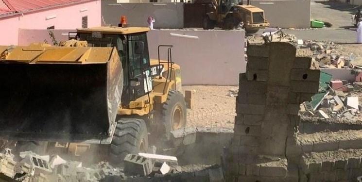 کشته شدن دختر 10 ساله در عربستان حین تخریب منزل