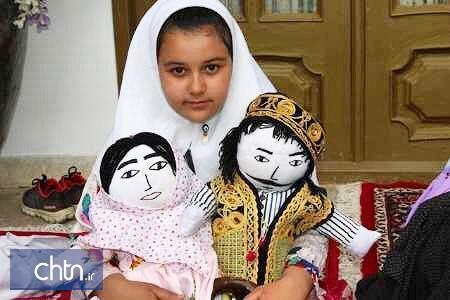 بازدید مجازی از موزه عروسک های بادرود نطنز