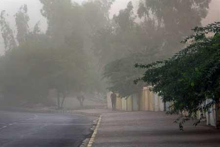 هشدار سازمان هواشناسی نسبت به وزش باد شدید و کاهش دید