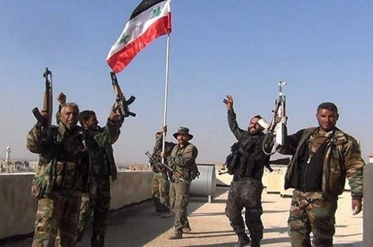 پاسخ کوبنده ارتش سوریه به نقض آتش بس