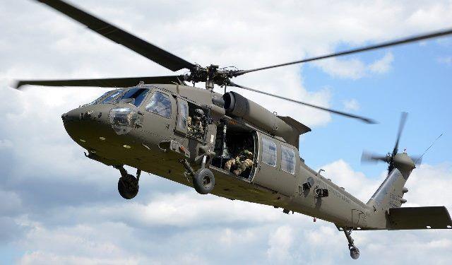 خبرنگاران آمریکا فروش بالگرد نظامی به اردن را تصویب کرد