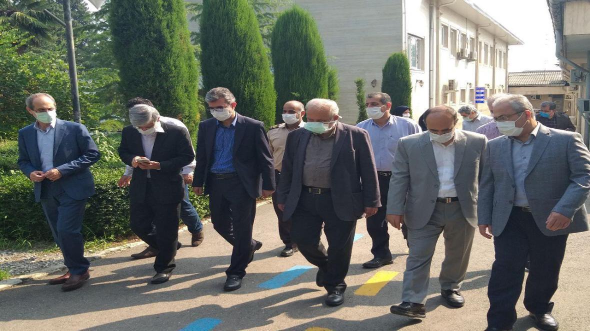 بیماری یابی کرونا در مازندران باید تقویت گردد