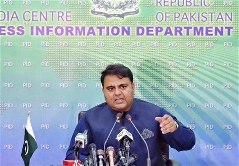 فواد چوهدری: خروج نواز شریف از پاکستان اشتباه بزرگی بود