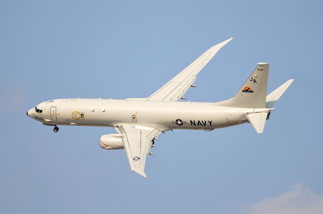 رهگیری هواپیمای جاسوسی آمریکا توسط جنگنده میگ31 روسی