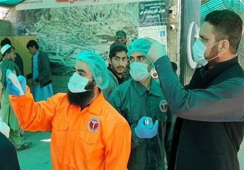 تعداد کل بیماران کرونایی پاکستان 6 هزار و 700 نفر اعلام شد