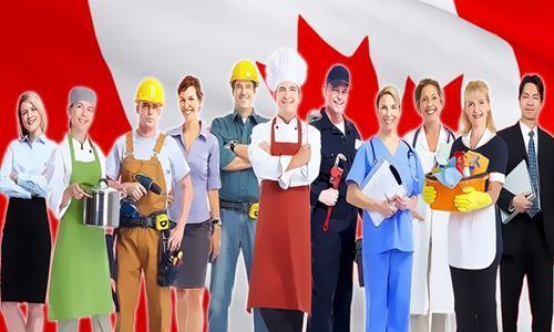 مشاغل موردنیاز در کانادا 2020