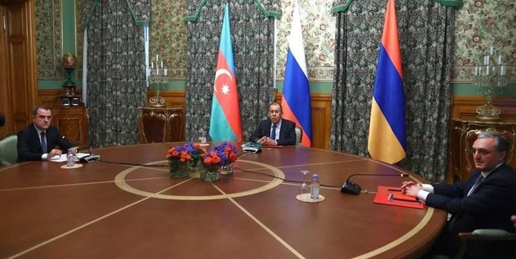 توافق آذربایجان و ارمنستان برای آتش بس در قره باغ