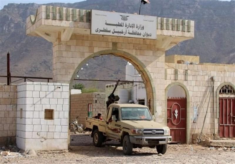 جولان نیروهای سرسپرده امارات در جنوب یمن؛ نخستین مانور جدایی طلبان در جزیره سقطری