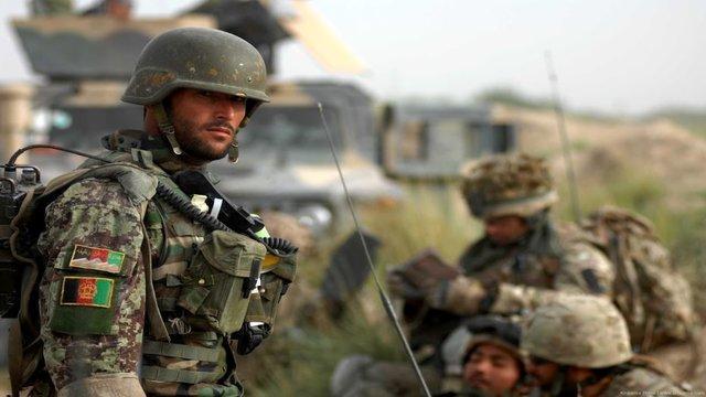 کشته شدن سه نظامی افغان در شرق افغانستان