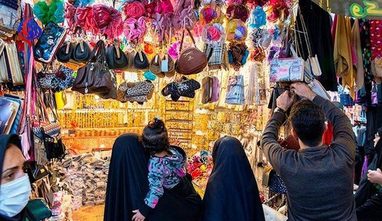 عطش خرید عراقی ها از بازار ایران