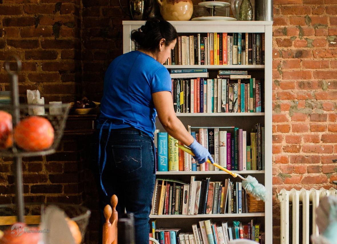 افراد شاغل چگونه خانه خود را تمیز نگه دارند؟