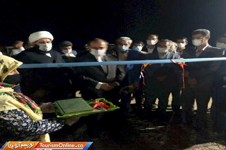 افتتاح کمپ گردشگری عشایر بشرویه