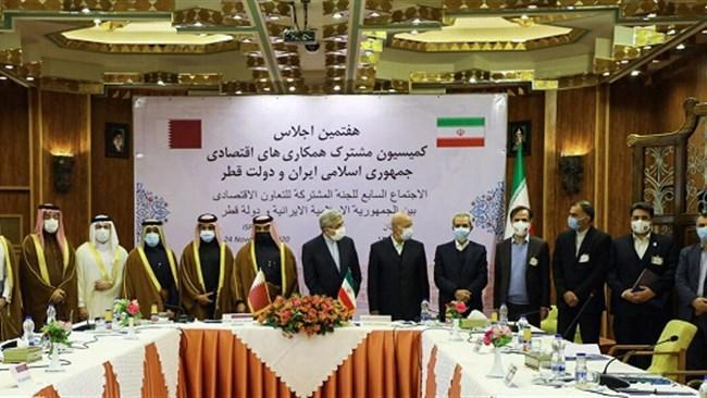اتاق های بازرگانی باید محرک روابط مالی ایران و قطر باشند