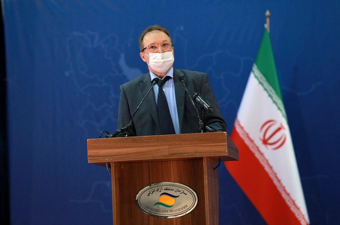 روسیه 54 درصد از سهم صادرات ایران به اوراسیا را به خود اختصاص داده است