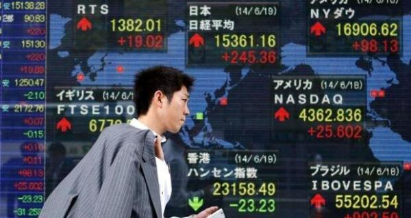 ادامه سقوط شاخص بورسهای جهانی