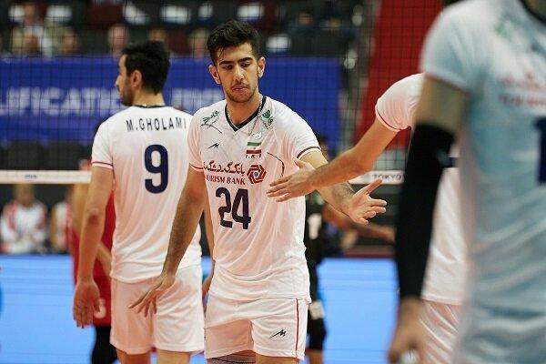 پیروزی تیم های لژیونرهای والیبال ایران در کاپ اروپا