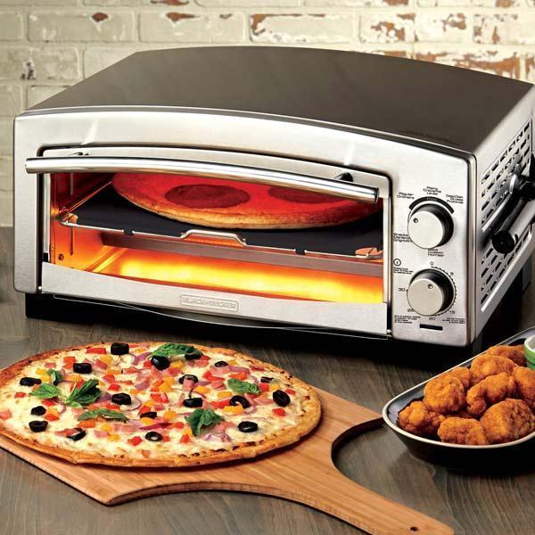طرز تهیه پیتزا در ماکروفر ال جی و سامسونگ