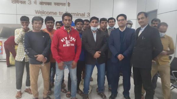 آزادی 15 ماهیگیر ایرانی در هند
