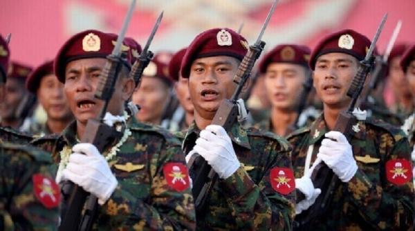 آمریکا تصرف قدرت توسط نظامیان میانمار را کودتا ارزیابی کرد