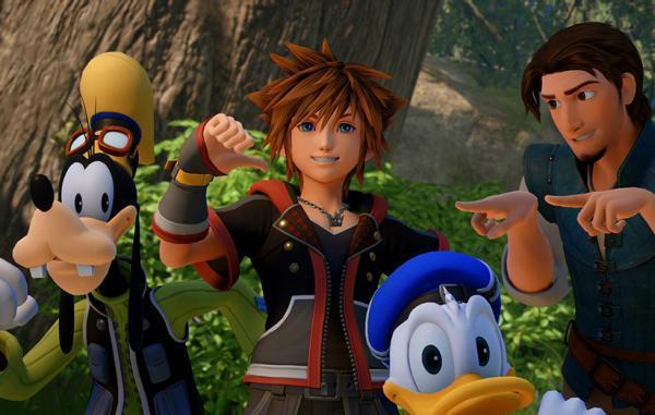 تمام بازی های Kingdom Hearts روی کامپیوتر عرضه می شوند