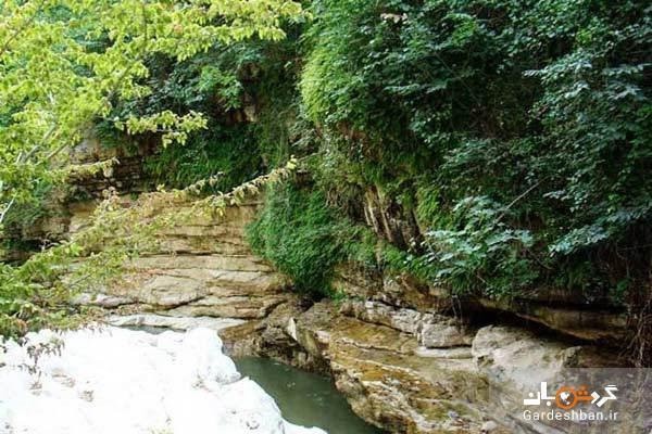 دره چاکرود؛ یکی از زیباترین جاذبه های گیلان