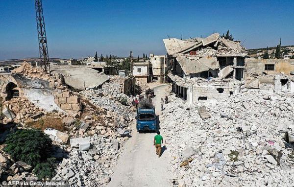 تروریست ها آماده حمله شیمیایی در شمال سوریه می شوند