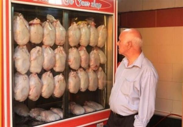 مرغ را 24 ساعته ارزان می کنیم!