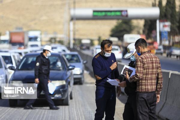 خبرنگاران 214 دستگاه خودرو غیربومی در ورودی های مشهد جریمه شدند