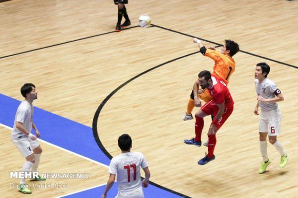جزئیات ملاقات تیم ملی فوتسال ایران با ژاپن قبل از جام جهانی