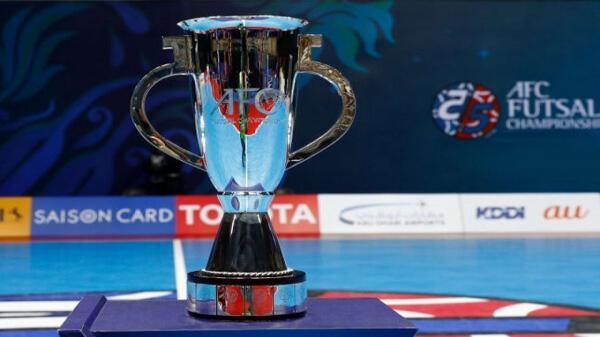 AFC تکلیف تیم های صعود نموده به مسابقات جام جهانی فوتسال را تعیین کرد