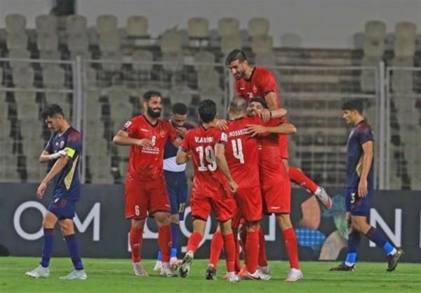 گزارش سایت عراقی از پیشتازی تیم های ایرانی در لیگ قهرمانان آسیا