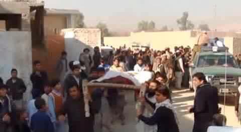 کشته شدن هشت عضو یک خانواده در ننگرهار افغانستان