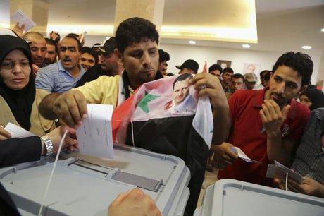 اولین زن سوریه کاندیدای انتخابات ریاست جمهوری کشورش شد